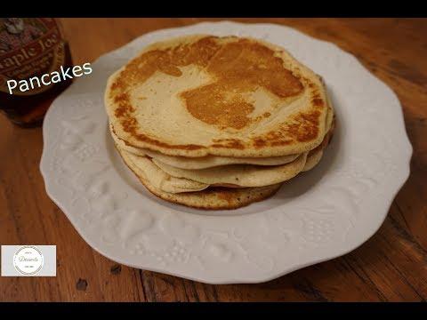 recette-de-pancakes-allégés