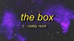 Roddy Ricch - The Box (Lyrics)