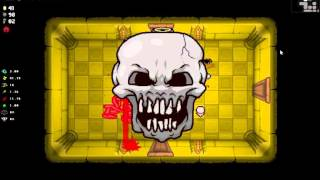 The Binding of Undertale - Chest and Sans Fight