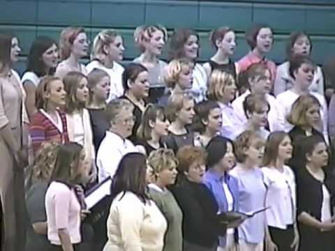 Columbia High School Choir 2000
