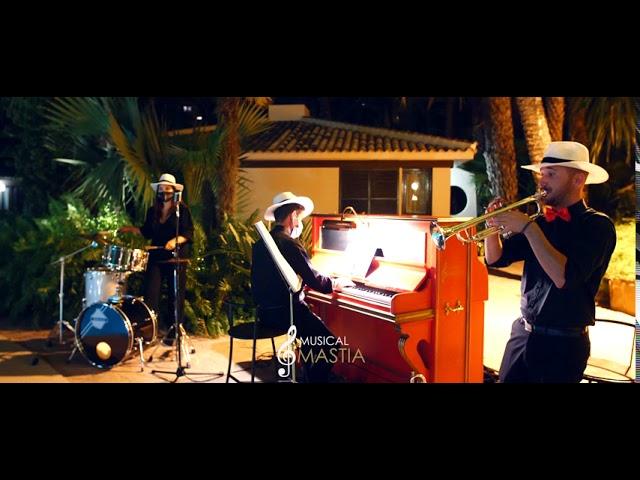 🟩 Piano Jazz | Musical Mastia | Grupos de musica para Bodas 🎺