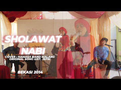 hamasa - ya nabi salam alaika (cover uje)