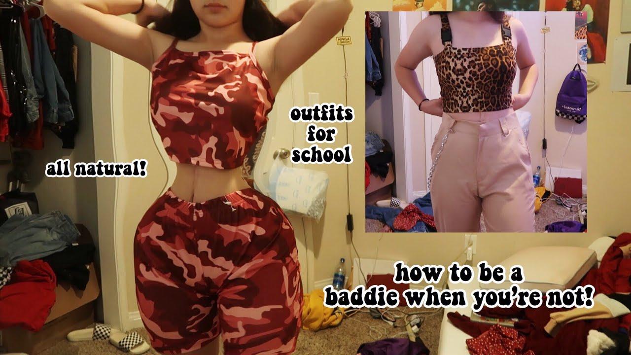 Cute Cheap Baddie Outfits For Highschool 2019 Freshman Ideas