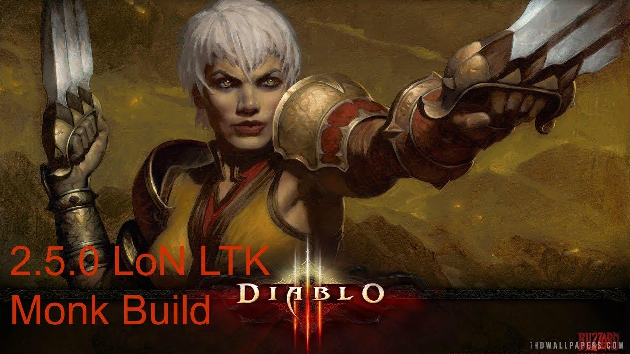 Monk Ltk Build