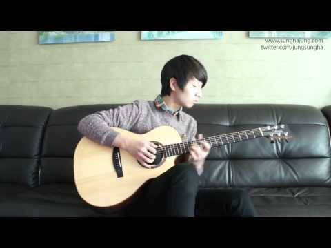 Mr Big)To Be With You   Sungha Jung Acoustic Tabs Guitar Pro 6