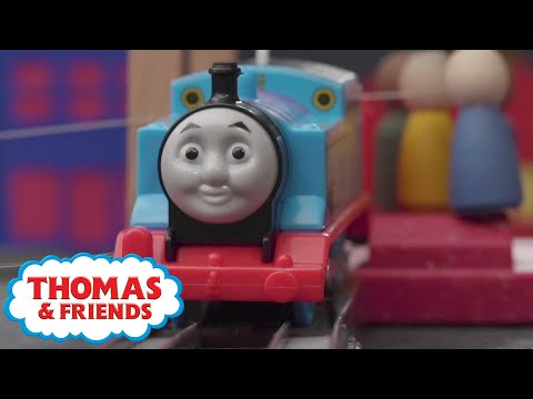Thomas & Friends™ | Thomas In The City Song | Compilation | Stories And Stunts