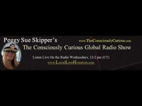 Sandra Zimmer on Peggy Sue Skipper Radio Show about Transformational Public Speaking