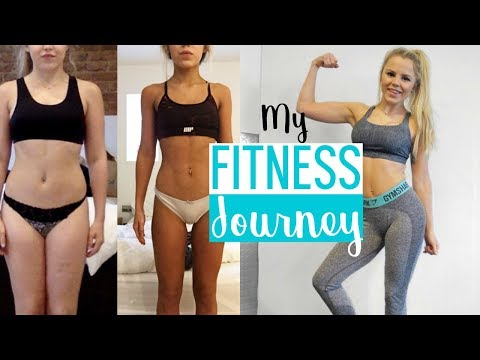 MY FITNESS JOURNEY | FROM SKINNY, FAT TO FIT