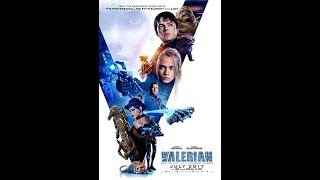 Valerian and the City of a Thousand Planets (2017)    Full Movie