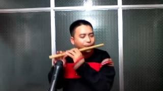 Con Dâng chúa ( LM Mộng Huỳnh ) - Sáo trúc Hoàng Giáp