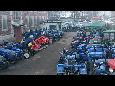 """Онлайн#9""""Растем Меняемся! Обильный Выбор тракторов"""