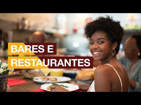 Regras para reabertura: bares e restaurantes