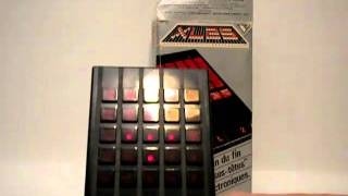Sold! Vintage Vulcan Electronics Xl25 Puzzle Logic Handheld Electronic Game Used For Sale On Ebay