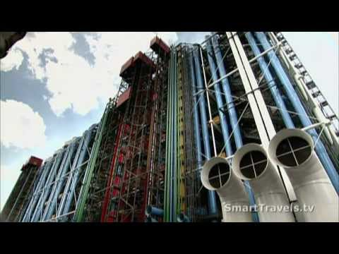 HD TRAVEL:  Paris: Centre Pompidou - SmartTravels with Rudy Maxa