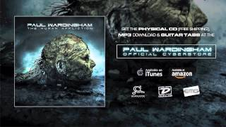 PAUL WARDINGHAM | Burning Chrome (feat. Per Nilsson)