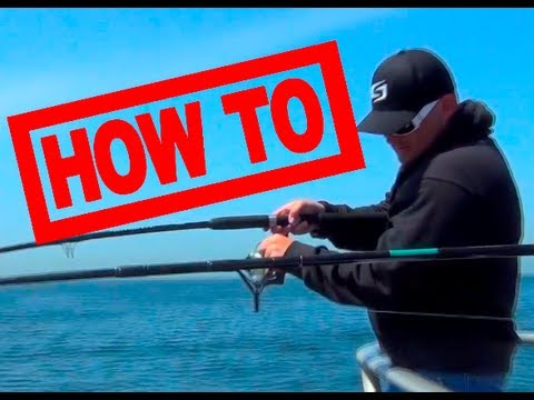 Deep Sea Fishing - How To