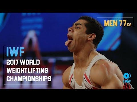 Mohamed Ehab | 2017 Men's 77kg IWF World Champion