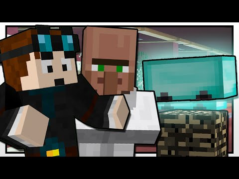 Minecraft | SECRET TREASURE ROOM TOUR!! | Custom Mod Adventure