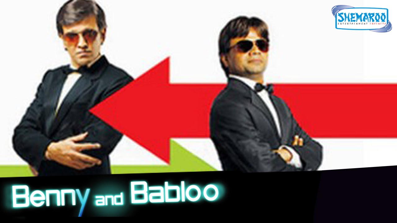 Benny & Babloo (2010) Hindi Dubbed Dual Audio Movie