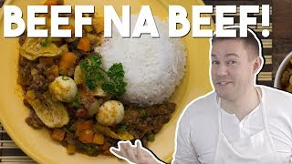 Top 5 Filipino Beef recipes (Learn how to cook Filipino food) | Chris Urbano