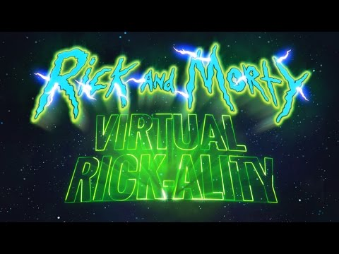 Rick and Morty: Virtual Rick-ality   Available Now   Adult Swim Games