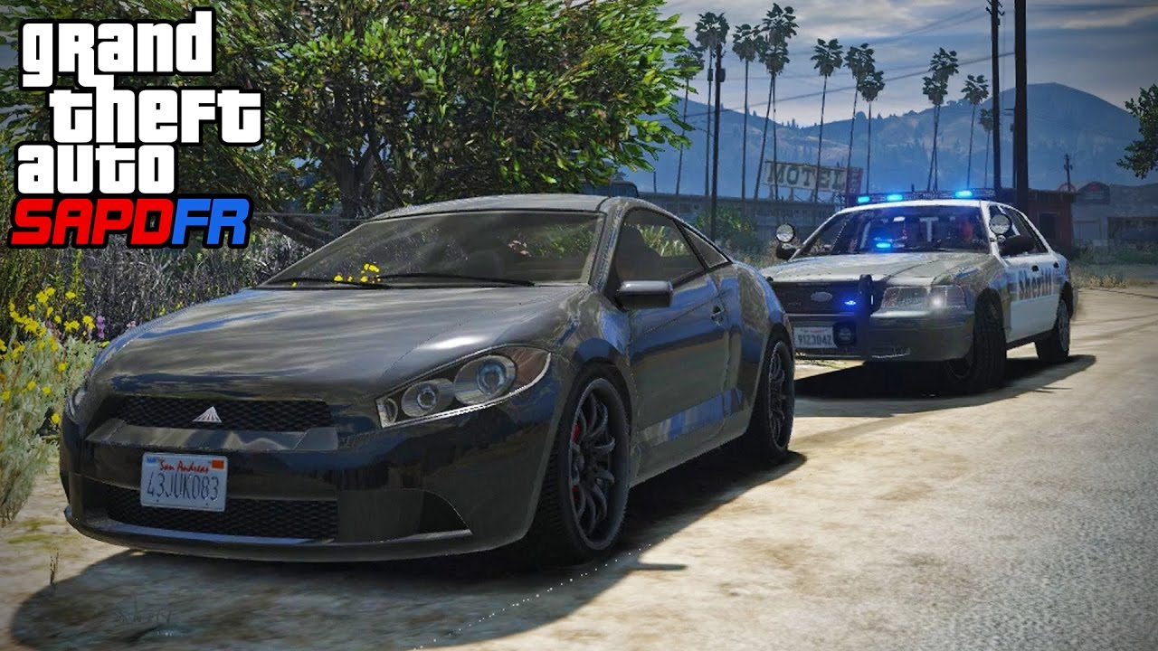 GTA SAPDFR - Episode 39 - Stopped & Searched (My Run)