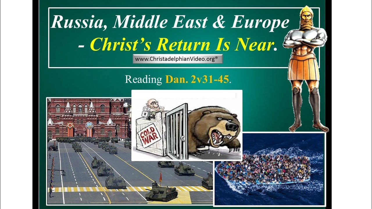 russia the end of a time At the time of the end, ezekiel says that iran will be allied with russia in their attack on israel (and also on the empire of the beast) this is not surprising given recent political history more to come.