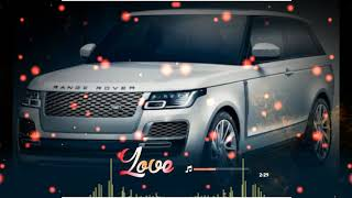Range rover song