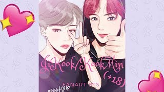 BTS-Jikook/KookMin FanArts (+18)