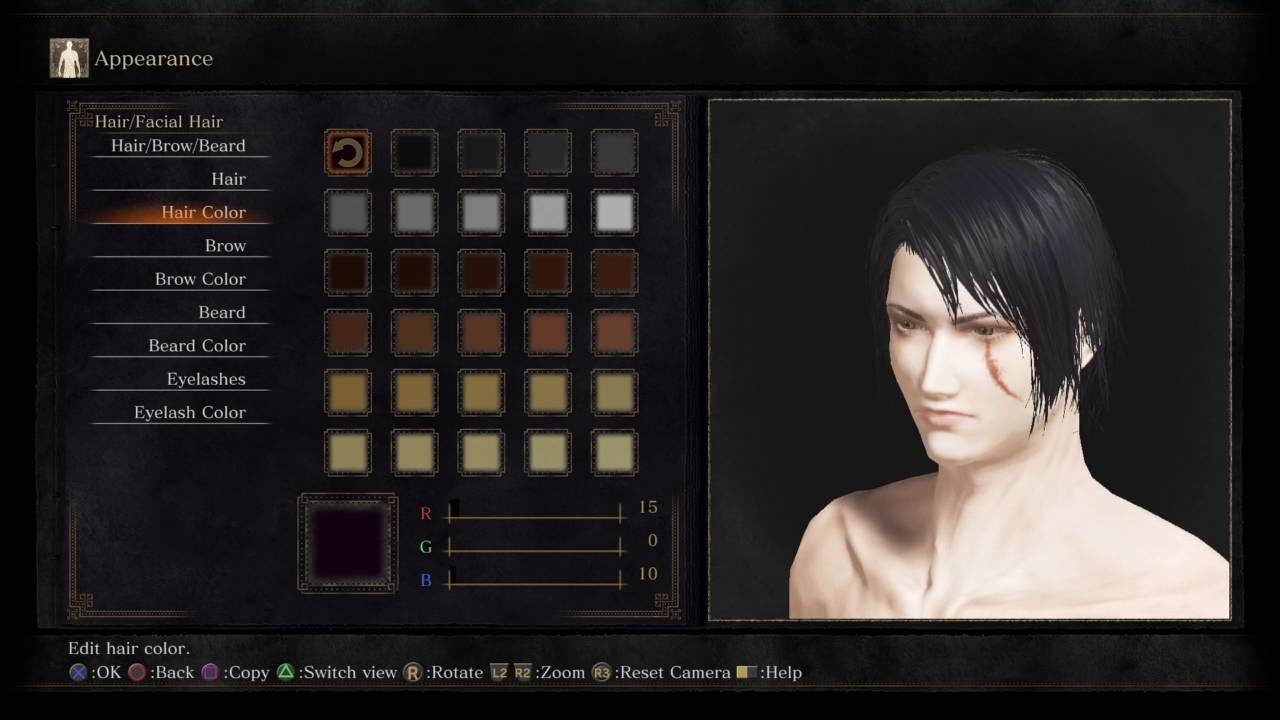 906eb4b2db02 Dark Souls 3 Attractive Male Character Sliders - YouTube