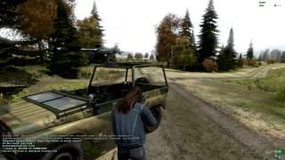 Некоторые моменты в ARMA II Wasteland