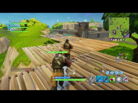 Fortnite Battle Royale #1 - Squad ft. Camel and Gucci Carlo