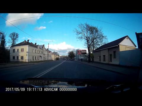 Видеорегистратор с GPS -