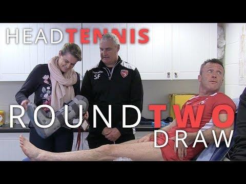 HEAD TENNIS | Second Round Draw
