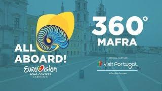 360º Mafra – Rasmussen's Postcard -  Eurovision 2018