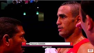 Moroccan Olympic boxer arrested for alleged sexual assault