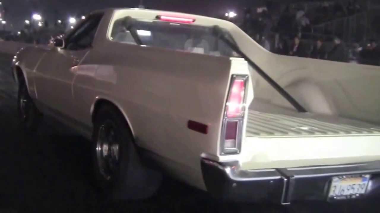 Irwindale Drag Strip Ranchero Drag Racing