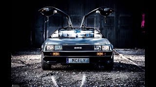 MOS DeLorean DMC-12