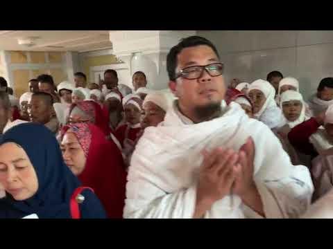 Di video ini kita belajar membaca doa syukuran atau Selamatan setelah pulang dari haji dan umroh,tul.