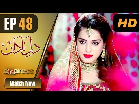 Dil E Nadaan - Episode 48 - Express Entertainment Dramas