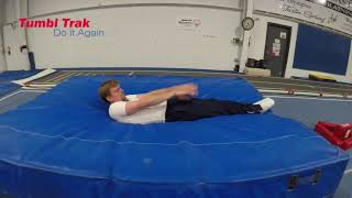 Connecting Round Off Back Handspring Drill