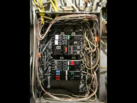 worst electrical work ever part ii youtube. Black Bedroom Furniture Sets. Home Design Ideas