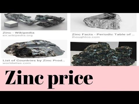 Zinc price per kg in India ! Zinc price, Zinc rate, zinc price today, 1 kg zinc price