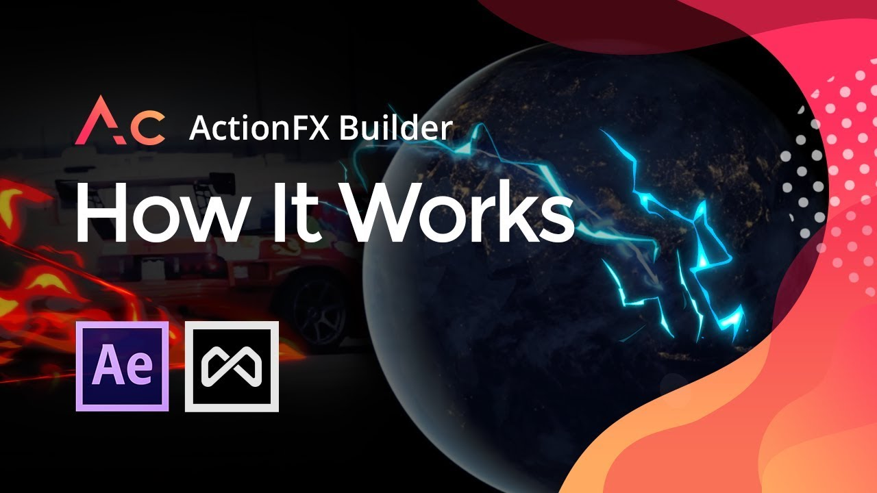 Cartoon FX After Effects FREE Download | ActionFX Plugin