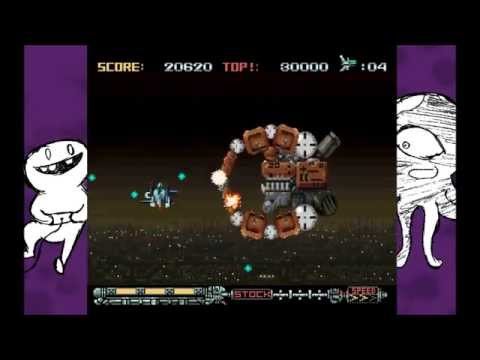 Phalanx for SNES Game Review