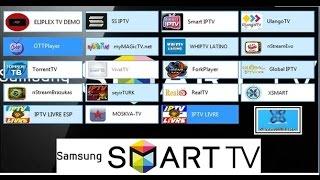 """Descargar e instalar Aplicaciones """"Apps"""" no oficiales en un  Smart TV  [ Samsung ] desde su PC 2017"""
