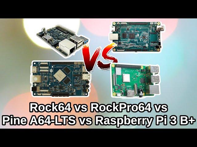 Rockpro64 Pcie
