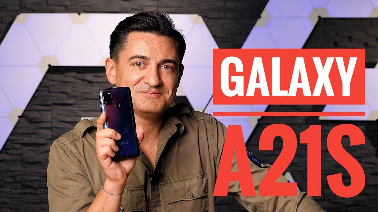 147 EUR pentru un Samsung BUN - Galaxy A21S