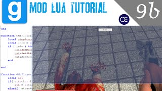 [Gmod] Lua Tutorial 9b: HUDs / Custom Fonts / Textures using Surface Library