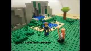 LEGO Minecraft Adventures Of Steve.